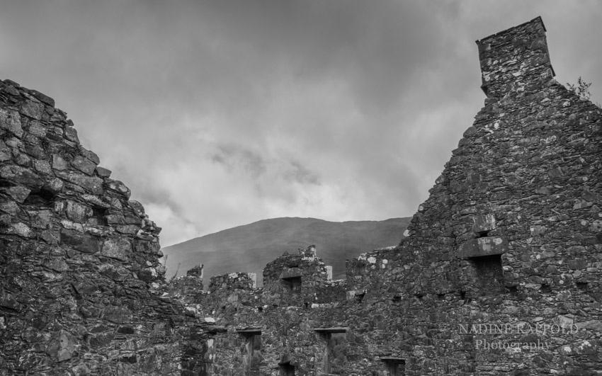 Kilchurn Castle Highlands in Schottland