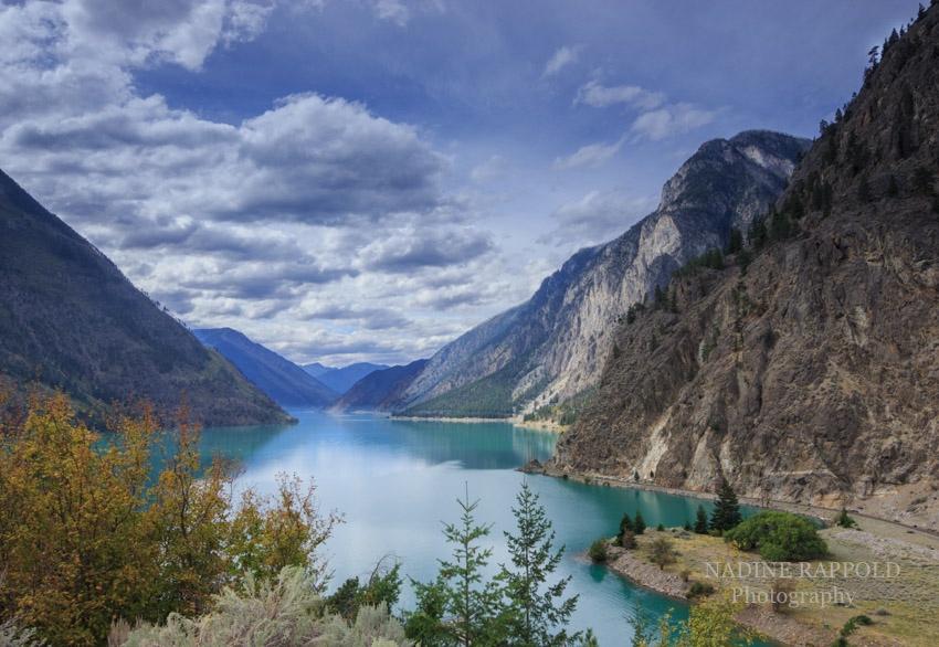 Seton Lake in Kanada