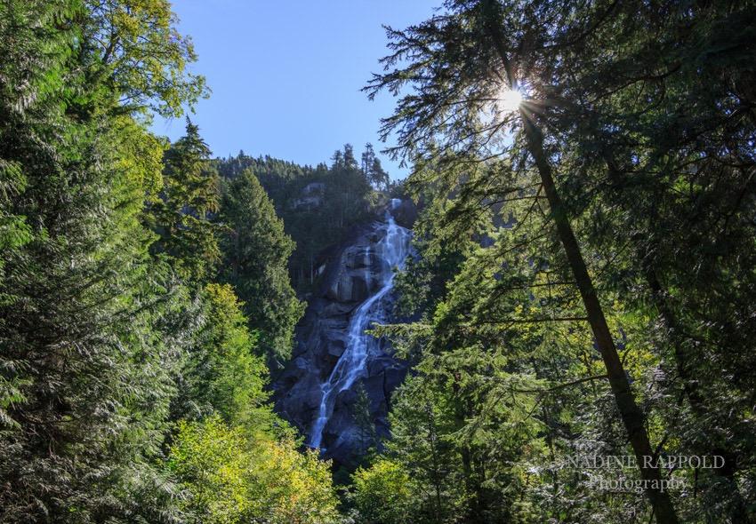 Shannon Falls in Kanada