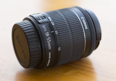 Kamera Objektiv Guide Kit Objektiv 18-55mm