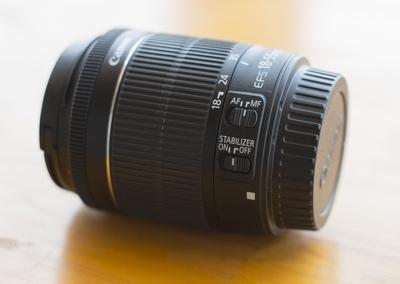 Kamera Objektiv Guide Kit Objektiv Autofokus Bildstabilisator